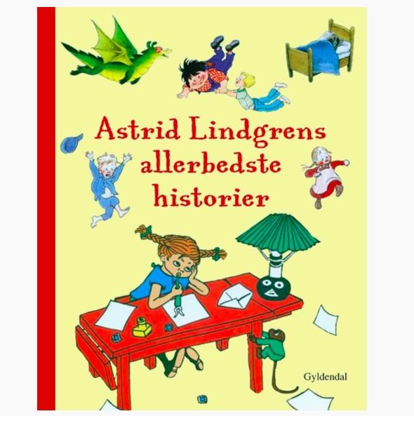 Astrid Lindgrens allerbedste historier