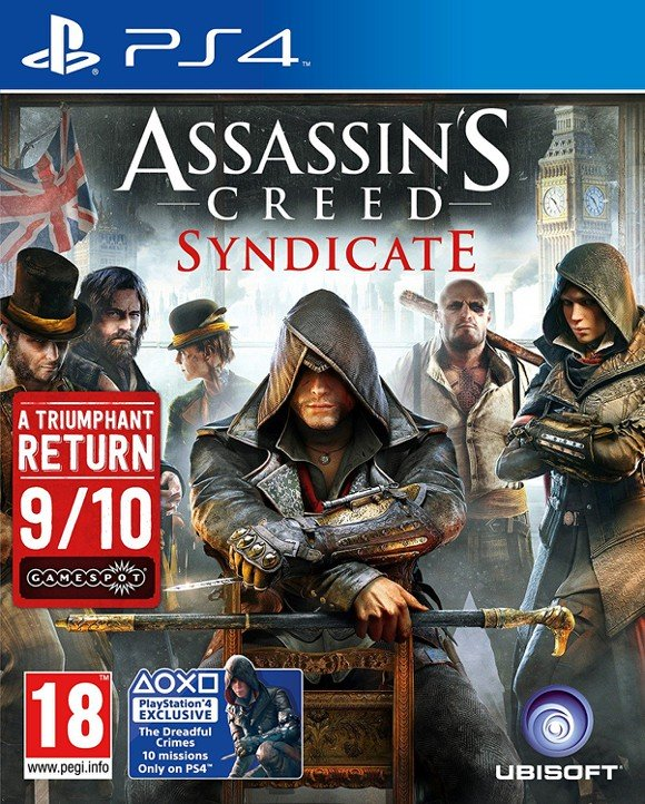 Assassin's Creed: Syndicate – PlayStation 4