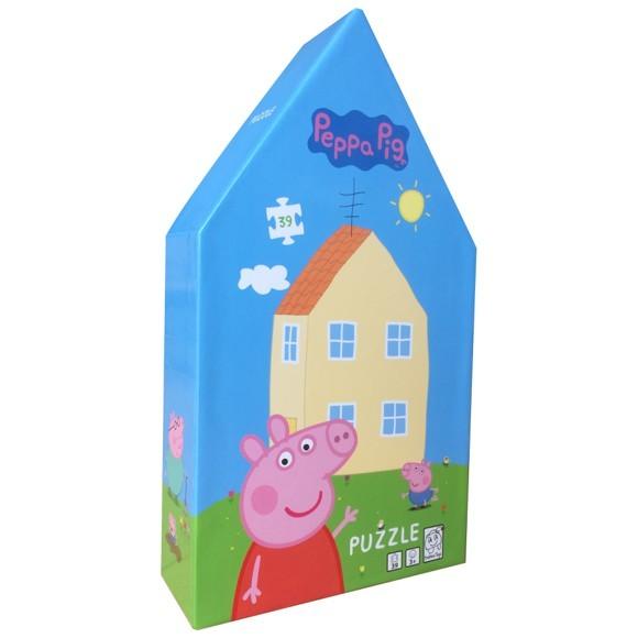 Barbo Toys – Puslespil – Gurli Gris Hus Deco (39 brk.)