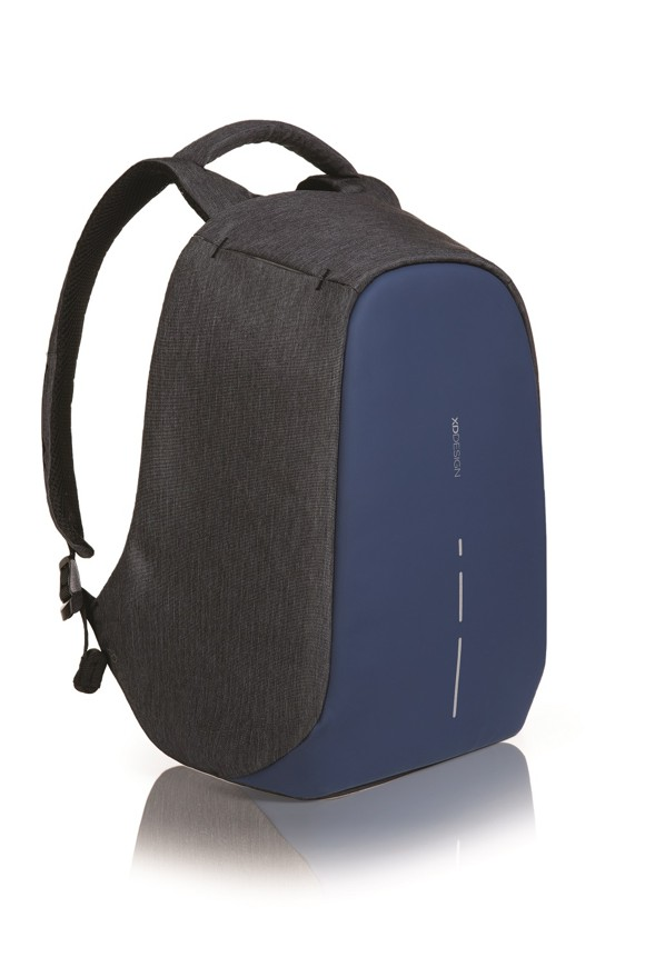 XD Design – Bobby Compact Anti-Theft-Backpack – Diver Blue (p705.535)