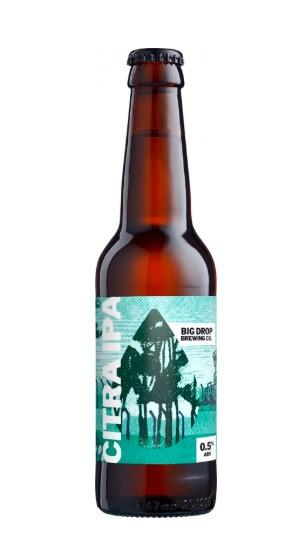 Big Drop Citra IPA – 0,5 % Alkohol