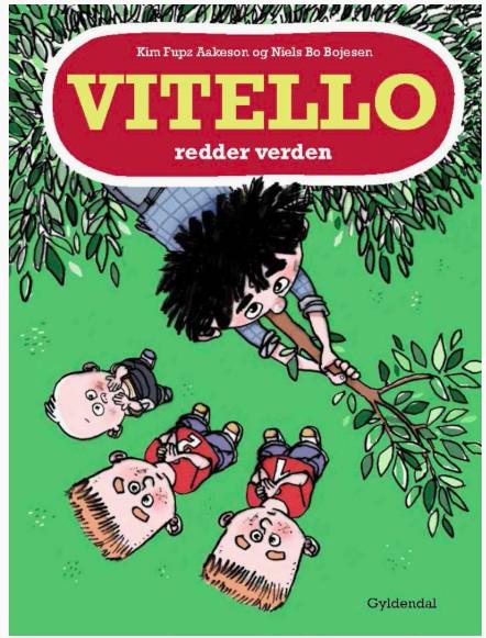 Vitello redder verden Vitello – Niels Bo Bojesen og Kim Fupz Aakeson
